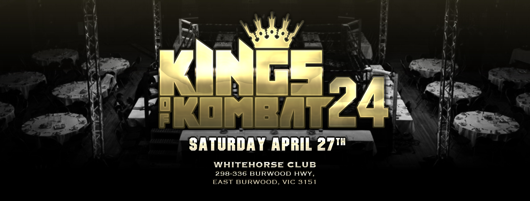 April 27th Whitehorse Club